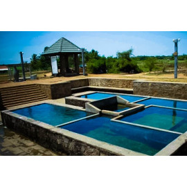 Hot Water Spring Wells